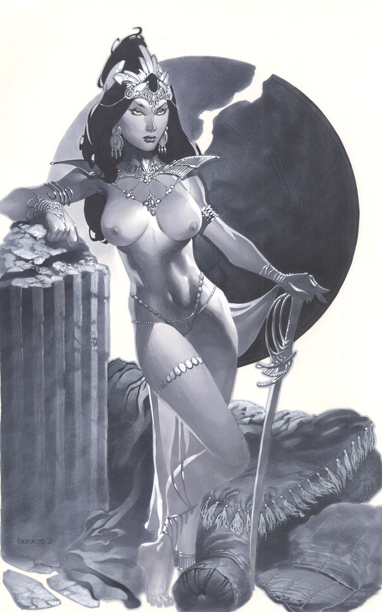 474667 - A_Princess_of_Mars Barsoom Chris_Stevens Dejah_Thoris.jpg